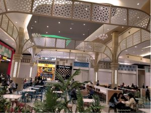 South city Mall - Food zone