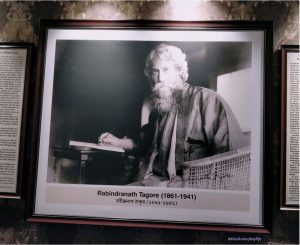 Rabindranath Tagore - the world renowned poet