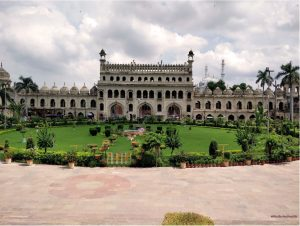 View of the Bada Imambara