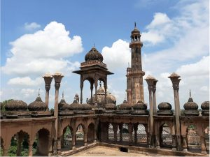 Brilliant architecture around Lucknow