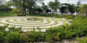 The Japanese style Labyrinth