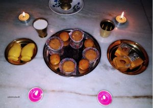 Offerings to the God