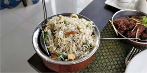 Bengali style Pulao or Pilaf