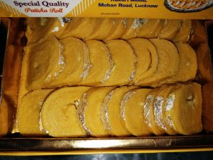 Patisha roll - Lucknow's famous sweets
