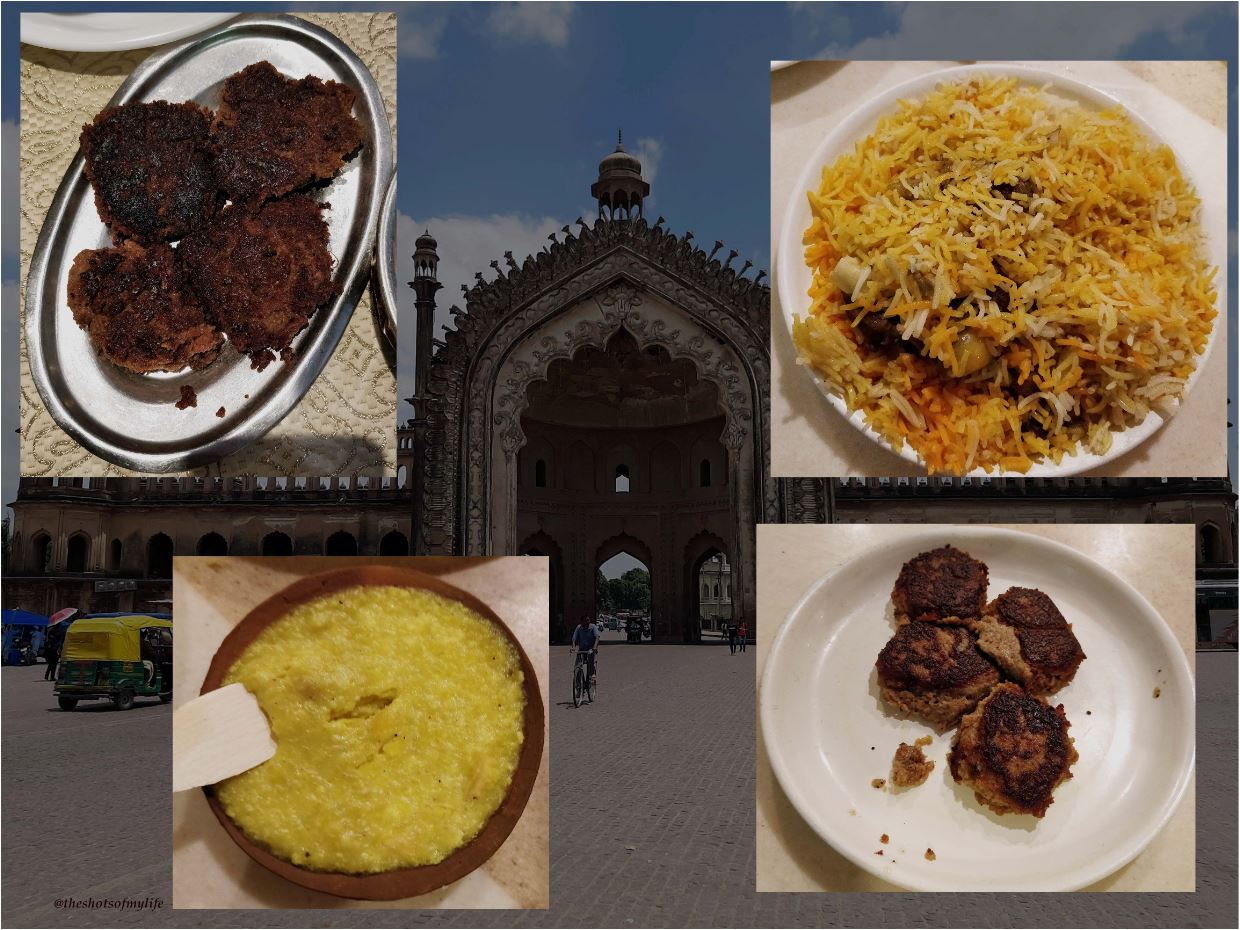 Lucknow's famous food