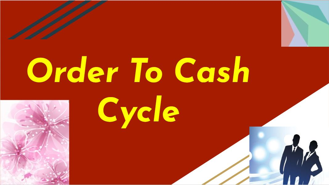 Order to Cash cycle cover
